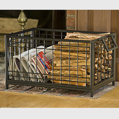traditional fireplace accessories by Gardener's Supply Company