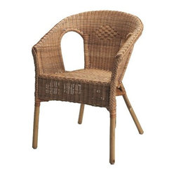 AGEN Chair - A cozy little reading/desk chair is needed in every room. Prop a pillow on this and you'll have a nice little spot.