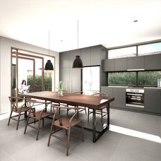 Contemporary Kitchen by Sophie Solomon Design