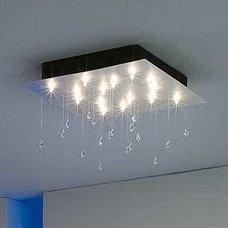 Modern Ceiling Lighting by Casa Di Luce
