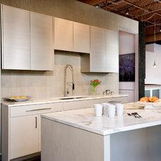 Contemporary Kitchen by Newton Kitchens & Design