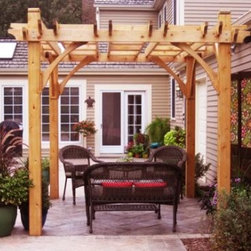 Outdoor Living Today - Pre-fabricated Kits - Outdoor Living Today