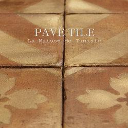 La Maison De Tunisie Terra Cotta Tile Collection