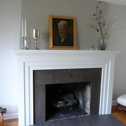 Fireplace Mantels - Charlie Riggs