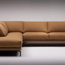 Modern Sofas by usona