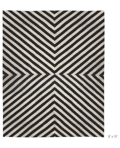contemporary rugs by Zinc Door
