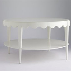 Traditional Coffee Tables by Jan Showers