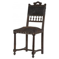 traditional dining chairs and benches by Jayson Home