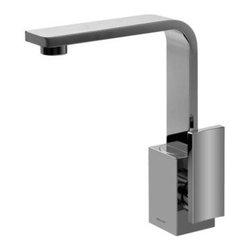 Graff - Graff - Targa Single Hole Lavatory Faucet - G-3601-LM36-PC - Targa Collection