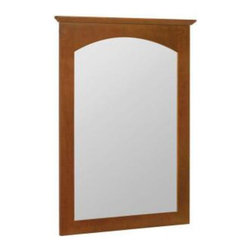 """American Classics - American Classics Melborn Bathroom Mirror - 22W x 31H in. Multicolor - 559302 - Shop for Bathroom Mirrors from Hayneedle.com! About Your Other Warehouse LLCYour """"Other"""" Warehouse (YOW) is the premier master distributor serving kitchen and bath dealers and showrooms with more than 450 000 decorative faucets fixtures and accessories topped with best-in-class customer service. YOW's plan is simple: The company is absolutely committed to a standard it calls """"exactly right"""" - exactly what you want exactly when you need it and exactly how you want to be treated."""