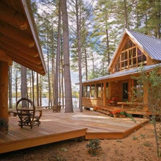 Whitten Architects: New England Home and Maine Cottage Design Architects - Rural