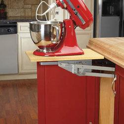 Mixer/Appliance Lift Mechanism without Shelf Sink & Base Accessories -