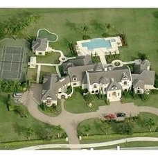 Luxury real estate in Delray Beach, FL, USA - Unique French Chateau, 9614 Sq Ft
