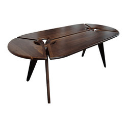 New Breed Oval Dining Table