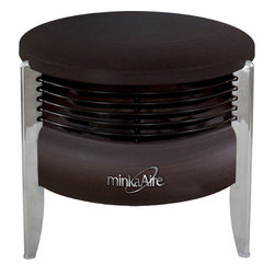 "MINKA - inka-Aire F315-KA, Hassock Aire Kocoa 12"" Floor Standing Fan with Switch Control - Minka-Aire F315-KA, Hassock Aire Kocoa 12"" Floor Standing Fan with Switch Control"