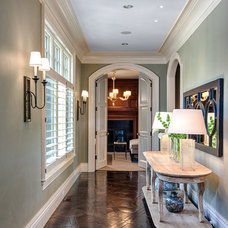 Transitional Hall by DeLeers Construction, Inc.