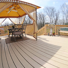 Traditional Patio by Phoenix Tent and Awning Company