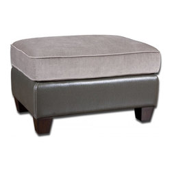 www.essentialsinside.com: milton ottoman - Milton, Ottoman by Uttermost, available at www.essentialsinside.com