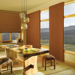 Luminette® Counterparts® with Combination Wand/Cord system - Hunter Douglas Luminette® Collection Copyright © 2001-2012 Hunter Douglas, Inc. All rights reserved.