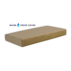 None - Kittrich 8-inch Full-size Memory Foam Mattress - Perfect for any child or teen's bedroom, this full-size memory foam mattress will contour and support their growing bodies so they always get a great night's sleep, and it features a waterproof microfiber cover that removes for easy cleaning.