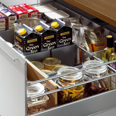 Contemporary Kitchen Drawer Organizers by Your German Kitchen