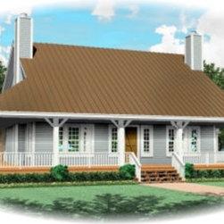 House Plan 81-13909 -