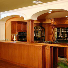 Wood Counters Flat Grain Photos | The Grothouse Lumber Company