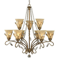 Transitional Chandeliers by Lee Lighting