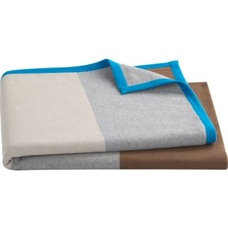 Contemporary Throws by CB2
