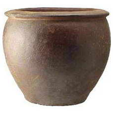 Traditional Outdoor Planters by Arizona Pottery
