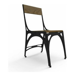 Mark 1 Chair by Pekota Design - Features: