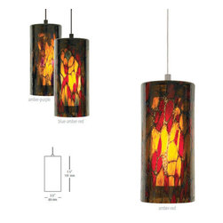 """LBL Lighting - Abbey - LED Pendant Lamp 