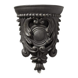 Craftmade - Craftmade Hand-Carved Corbel Door Bell and Wireless Chime X-ZF-WCAC - Carved corbel - bronze;wireless chime
