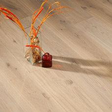 Traditional Hardwood Flooring by Coswick Hardwood Inc