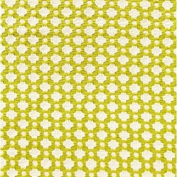 Schumacher - Betwixt Fabric, Chartreuse/Ivory - 2 YARD MINIMUM ORDER