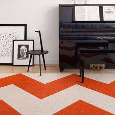 Contemporary Carpet Tiles by FLOR