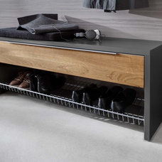Contemporary Closet Storage by The Collection German Furniture