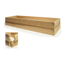 6ft. Double Raised Garden Earth Box -
