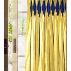 modern curtains by Hayneedle