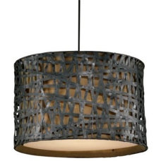 Lamp Shades Alita Drum by Uttermost