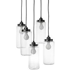 Modern Flush-mount Ceiling Lighting by lightsuperdeal