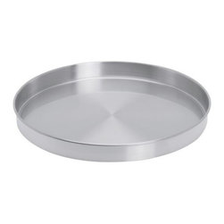 Blomus - EASY Circular Tray by Blomus - The Blomus EASY Circular Tray smartens up home entertaining by adding an element of sophistication to beverage and hors d'oeuvre service. The EASY Circular Tray features stainless steel.Blomus, headquartered in Germany, specializes in the design and manufacture of beautifully engineered home and office accessories in modern stainless steel styles.The Blomus EASY Circular Tray is available with the following:Included Features:Stainless Steel.Durable and easy to clean.Shipping:This item usually ships within 2-3 business days.
