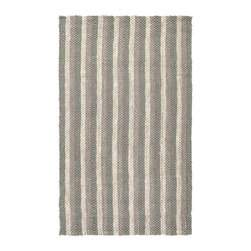 Country Living - Country Living Country Jutes Rug X-6563-0202JTC - Another inspired ensemble from Country Living, the Country Jutes Collection exemplifies the essence of casual style. Hand-woven from all natural jute in monochromatic shades of beige, each rug combines fibers to create a variety of patterns that exude a simple elegance ideal for traditional to transitional interiors.