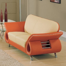Eclectic Love Seats by Hayneedle
