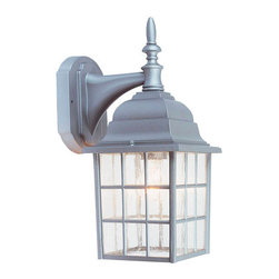 Design House - Design House 506097 Earl Grey Traditional / Classic 1 Light Down Lighting Outdoo - Design House Earl Grey Outdoor Down LightThe Earl Grey Collection's Traditional Details Are Married With Today's Finishes Make This Ensemble A Strong Addition To Any Home.