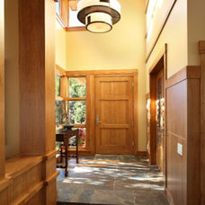 Asian Entry by H&H Design