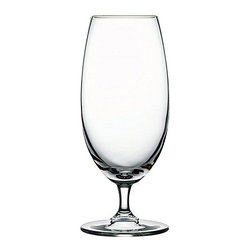 Hospitality Glass - 7.25H x 2.25T x 3B Primetime 15 oz All Purpose Beer Glasses 24 Ct - Primetime 15 oz All Purpose Goblet