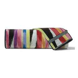 Missoni Home - Missoni Home | Homer Bath and Hand Towel 5 Piece Set - Design by Rosita Missoni.