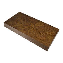 "Forna - 5/16"" Forna Natural Cork Flooring Tiles ""Autumn Ripple""  (15.5 Sqft Per Package) - Forna Glue-down cork tiles"