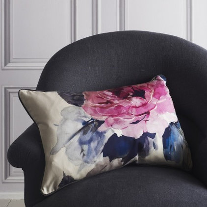 contemporary pillows by Graham and Green